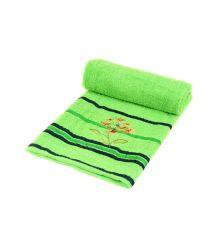 Полотенце Лицевое махра 2910-1 green