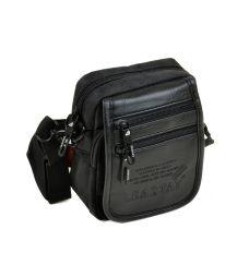 Сумка Мужская Планшет нейлон Leastat 303-1 black